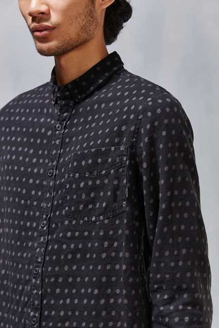 Neuw Bob Sonic Spot  Button-Down Shirt