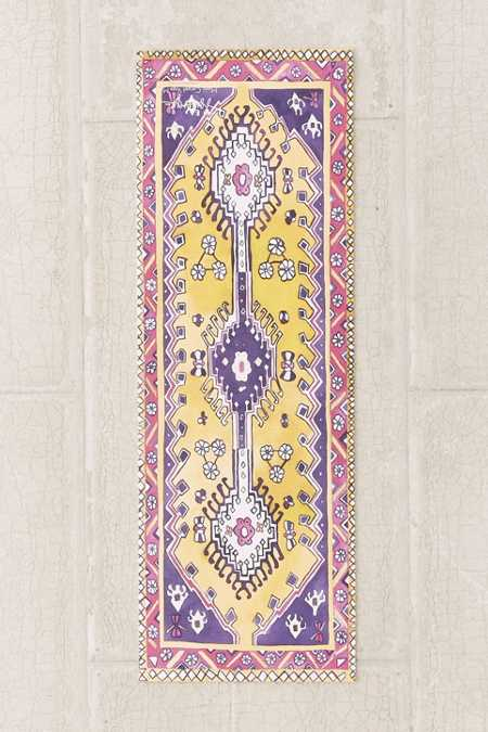 Magic Carpet Traditional Yoga Mat