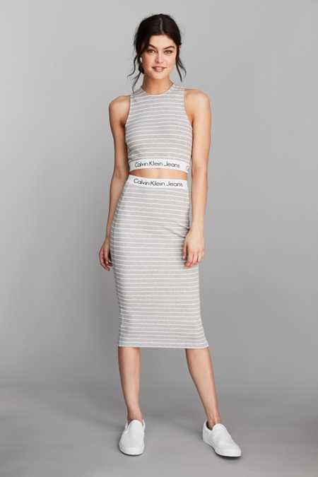 Calvin Klein For UO Tube Skirt