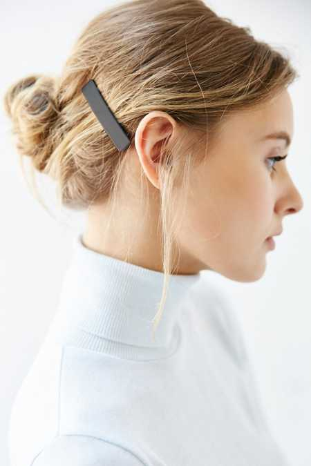 Modern Metal Bobby Hair Pin