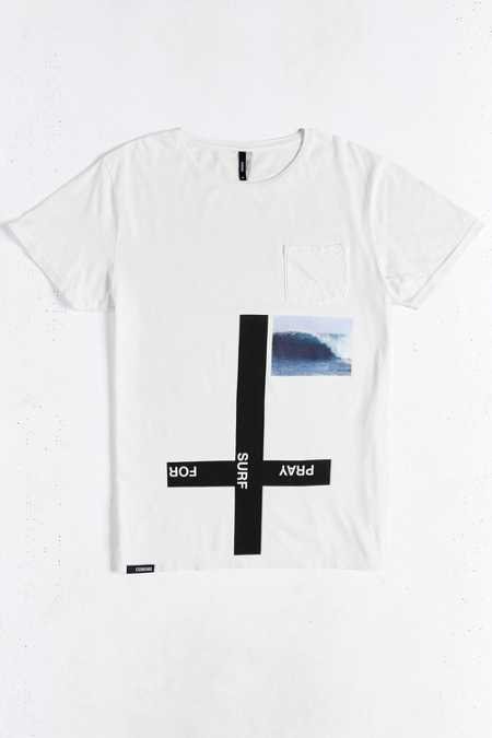 COMUNE Pray For Surf Tee