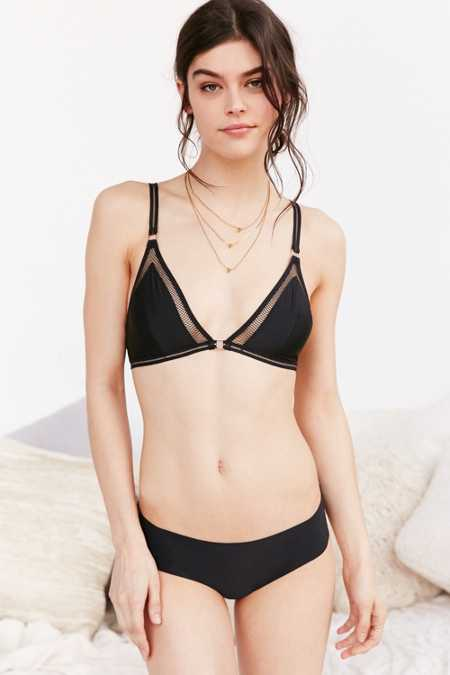 Out From Under Square Ring Triangle Bra