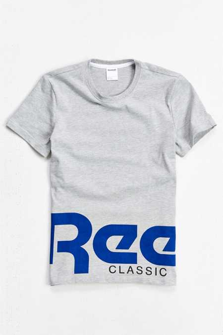 Reebok Wrap Around Logo Tee