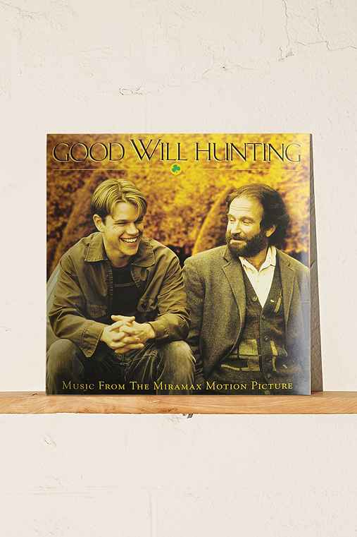 Various Artists - Good Will Hunting: Music From The Miramax Motion Picture Soundtrack LP,BLACK,ONE SIZE