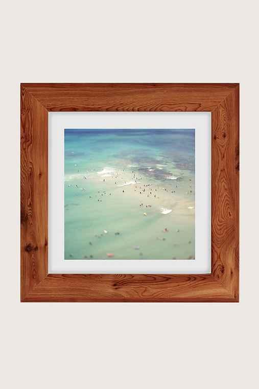 Max Wanger Waikiki #5 Art Print,CEDAR,30X30