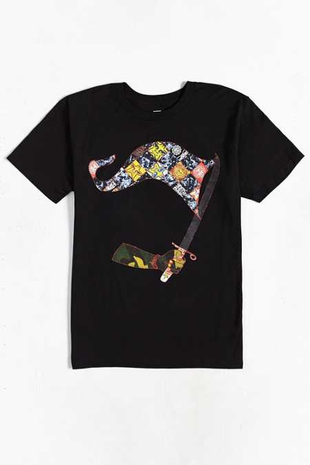 OBEY Attack Tee