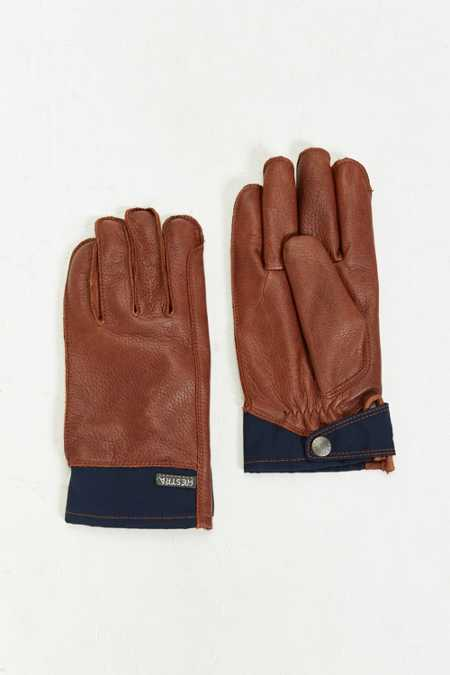 Hestra Leather + Cotton Glove