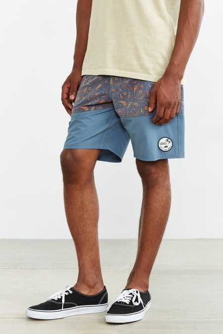 Vans Psych Panel Swim Short