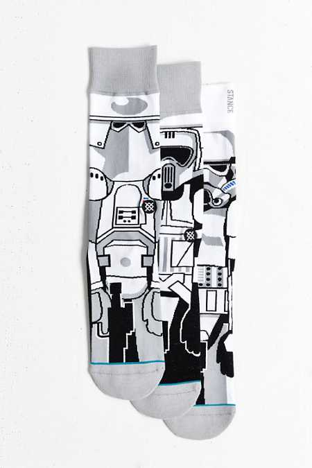 Stance X Star Wars Troopers Sock Pack
