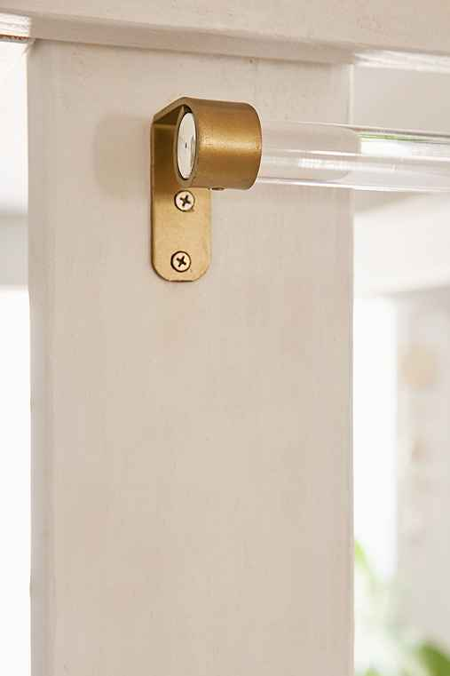 Assembly Home Acrylic Curtain Rod Urban Outfitters