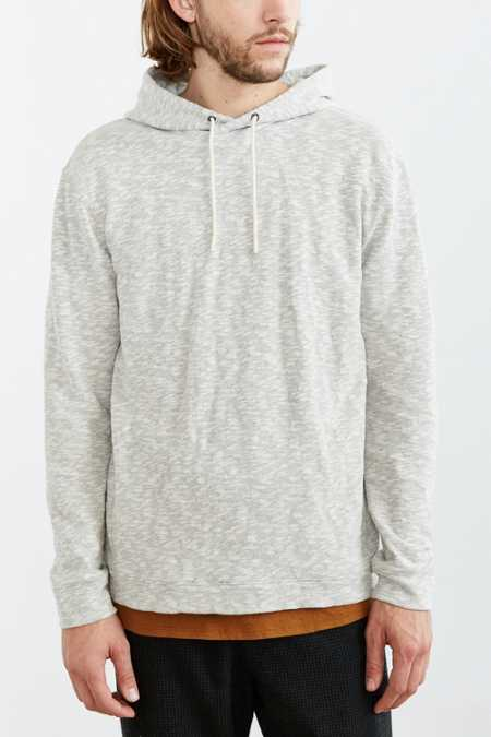 CPO Pebble Slub Hooded Sweatshirt