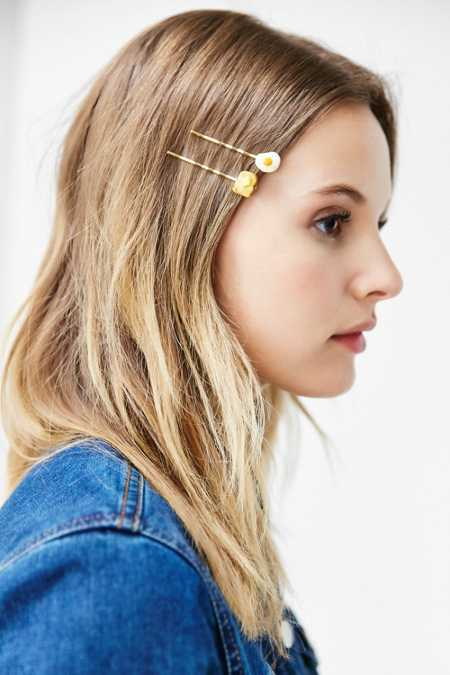 Venessa Arizaga Brunch Time Bobby Hair Pin Set