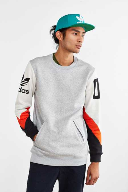 adidas Basketball Sweatshirt