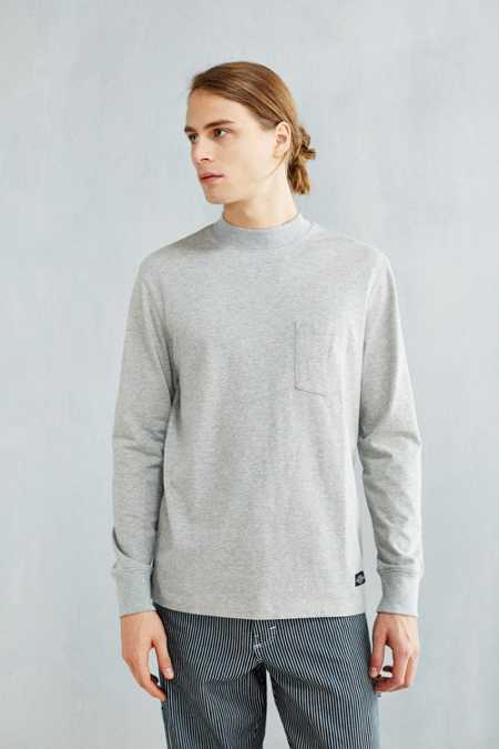 CPO Glenwood Mock Neck Long-Sleeve Tee