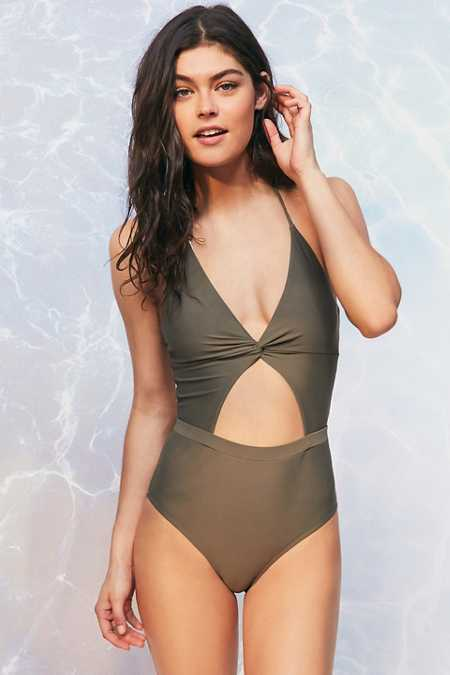 6 Shore Road X UO Divine One-Piece Swimsuit