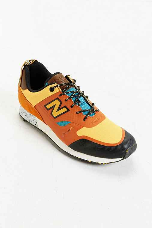 New Balance Trailbuster Weekend Expo Sneaker,ORANGE,11