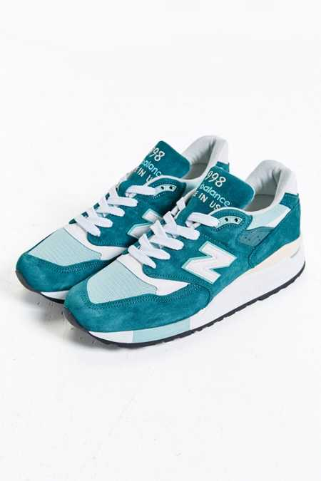 New Balance Maiden Voyage 998 Made In The USA Sneaker
