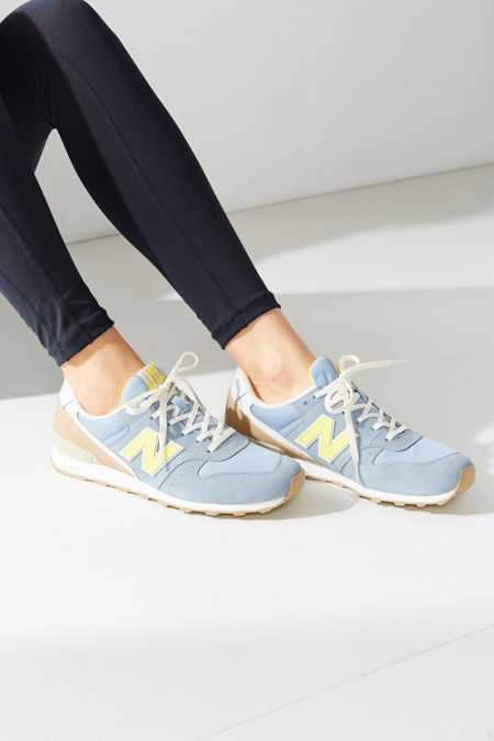New Balance 696 Lakeview Running Sneaker