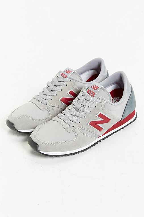 New Balance 420 '70s Running Sneaker,GREY,8