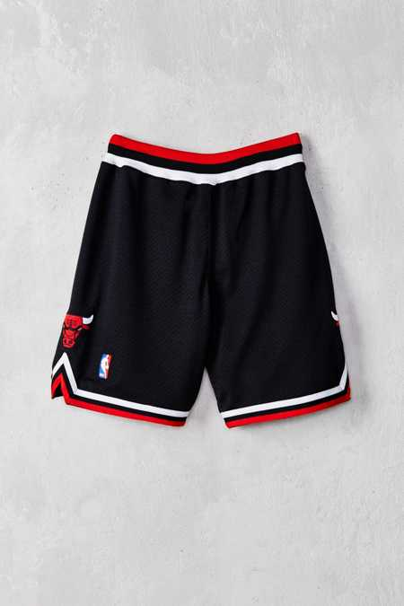Mitchell & Ness Chicago Bulls Authentic Basketball Short