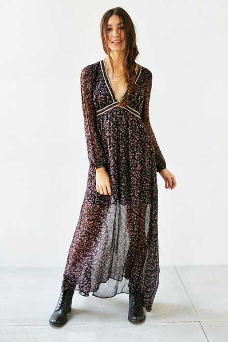 Ecote Willow Maxi Dress