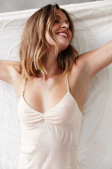 Out From Under Pinched Front Cami