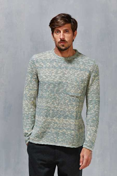 CPO Pocket Slub Sweater