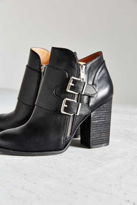 Isabella Buckle Ankle Boot