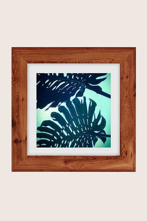Jonathan Lo Island Lush Art Print,CEDAR,16X16