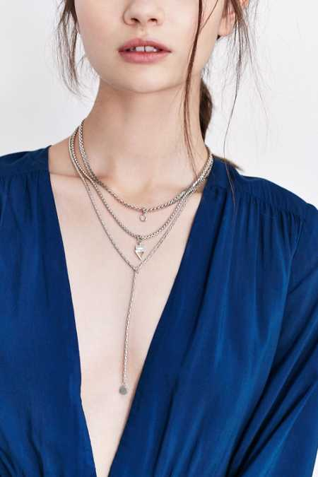 Porter Layering Necklace Set