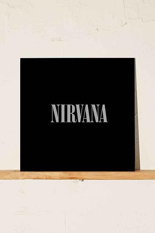Nirvana - Nirvana LP,BLACK,ONE SIZE