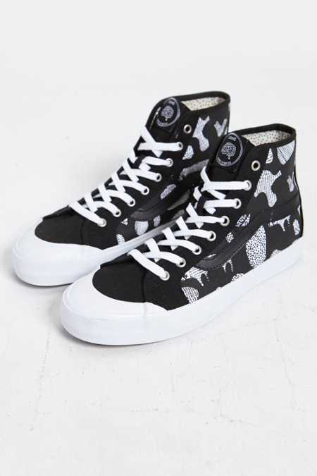 Vans Black Ball Hi SF Sneaker