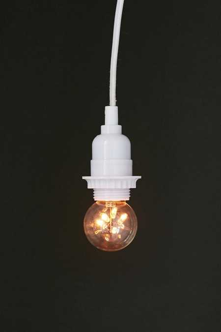 Mini Edison Light Bulb