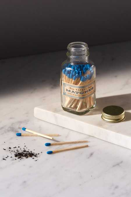 Safety Matches Jar