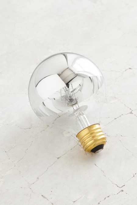Mirror Top Light Bulb