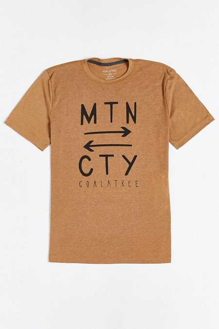 Coalatree Mountain City Graphic Tee