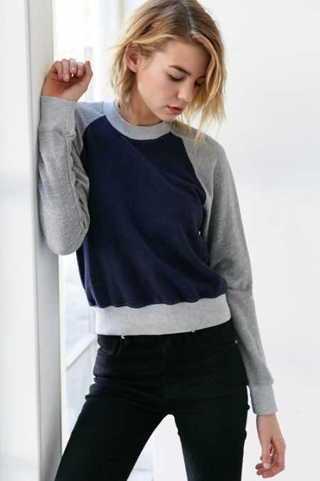 Truly Madly Deeply Megan Pullover Sweatshirt