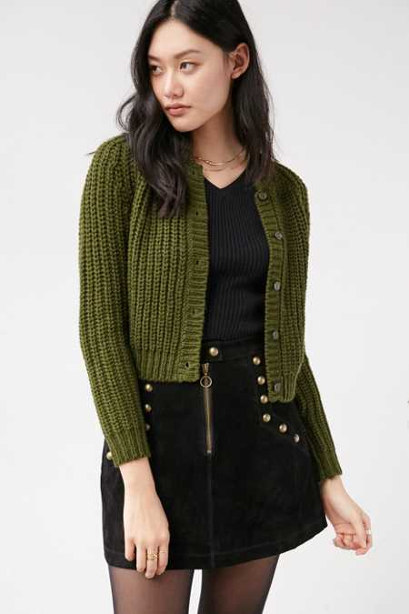 UNIF Chloe Cardigan Sweater