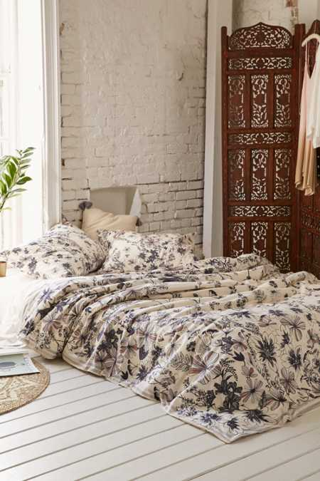Bedspreads duvet covers urban outfitters for Decor chambre coucher