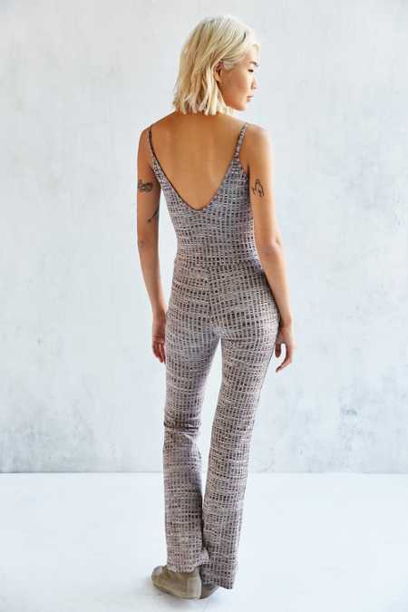 Ecote Space-Dye Jumpsuit