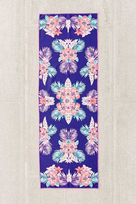 Wildlings Yoga Iolani Yoga Towel