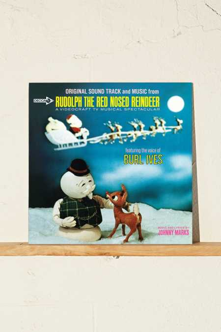 Johnny Marks - Rudolph The Red Nosed Reindeer LP