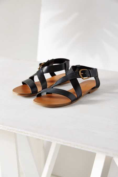 Madison Leather Sandal