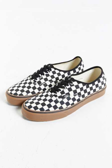 Vans Authentic Checkerboard Sneaker