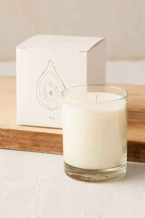 Canvas Home Essential Candle,FIG,ONE SIZE
