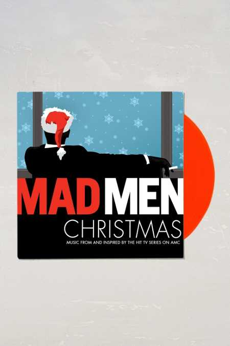 Various Artists - Mad Men Christmas LP