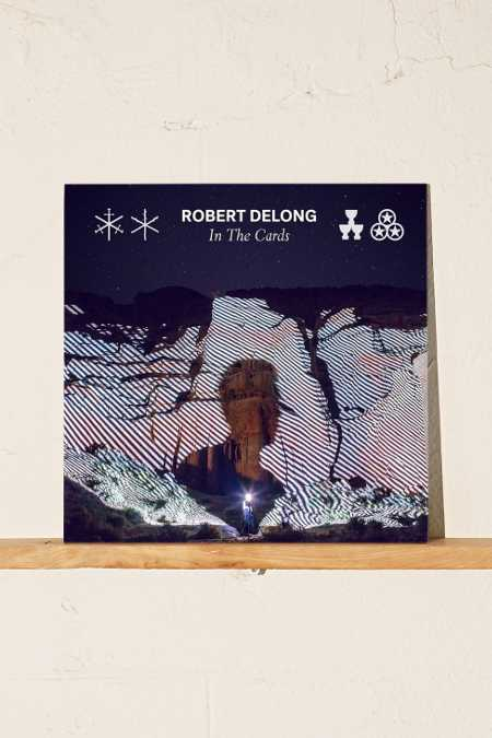 Robert DeLong - In The Cards LP