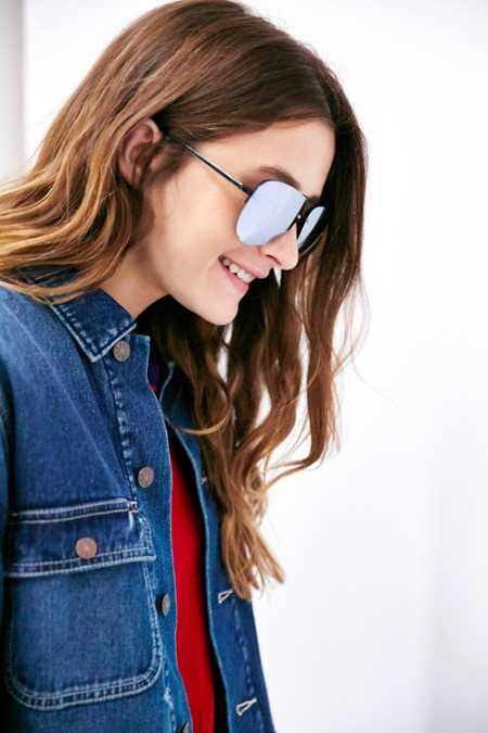 Quay X Amanda Steele Muse Sunglasses
