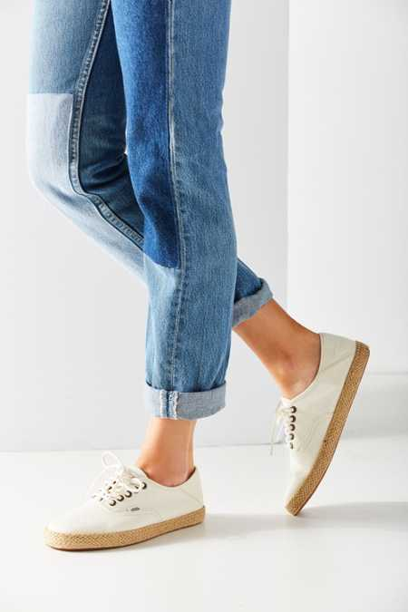 Vans Surf Authentic Espadrille Sneaker