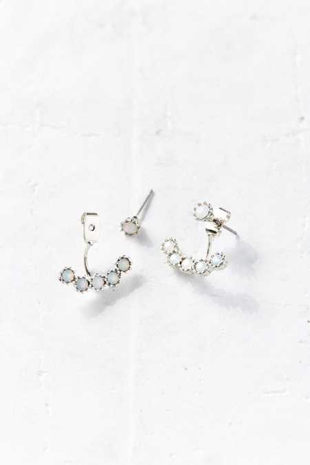 Vanity Ear Jacket Earring